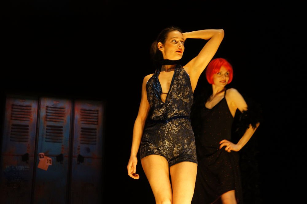 spectacle barbara et moi 2015
